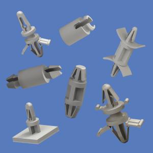Keystone Europe - Nylon PCB Supports Spacers