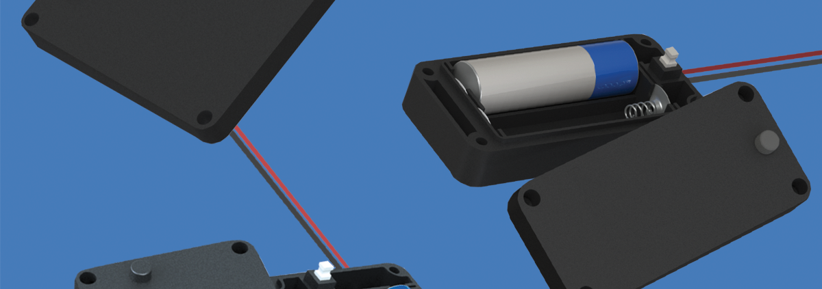 Keystone Europe MEA+India - IP65 Battery Holders