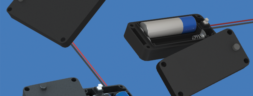 Keystone Europe MEA+India - IP65 Battery Holders