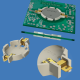 Keystone Europe MEA+India - Ultra-Low Profile Surface Mount 2032 Coin Cell Holders