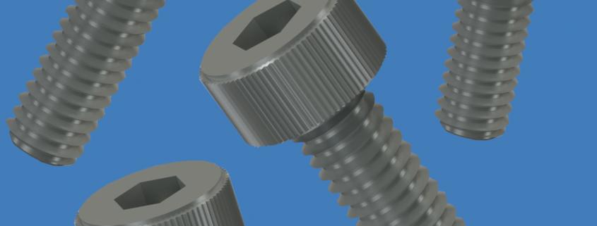 Keystone Europe MEA+India - Titanium Socket Head Screw